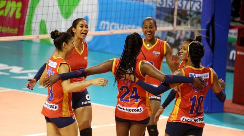Camagüeyana Regla Gracia entre las cubanas que participan en Liga de Voleibol de Perú
